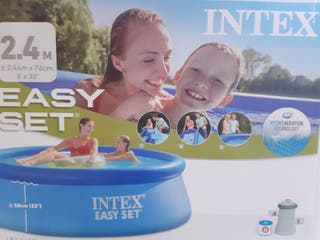 Piscina INTEX Easy Set con depuradora