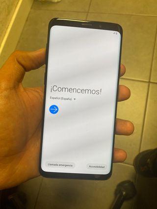 Samsung Galaxy S9 + Black