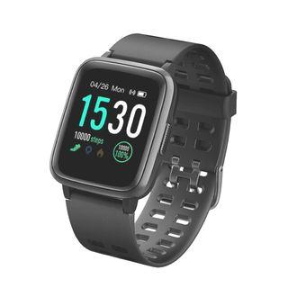 reloj deportivo LATEC pulsómetro impermeable bluet