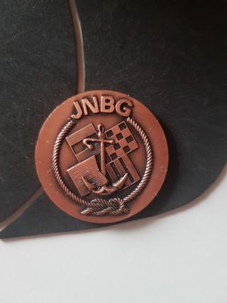 medalla I juegos náuticos de la bahía gaditana
