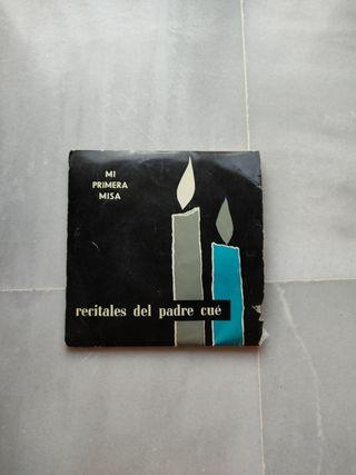 """Disco de vinilo """"Mi primera misa"""""""