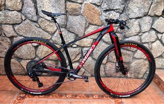 Bicicleta Stumpjumper S-Works impecable