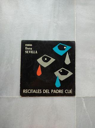 """Disco de vinilo """"Cómo llora Sevilla"""""""