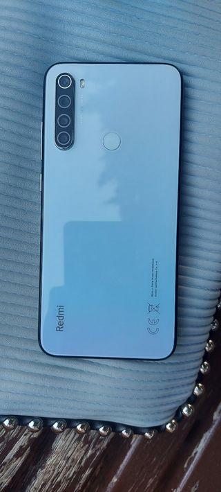 Xiaomi Redmi note 8 (precio negociable)