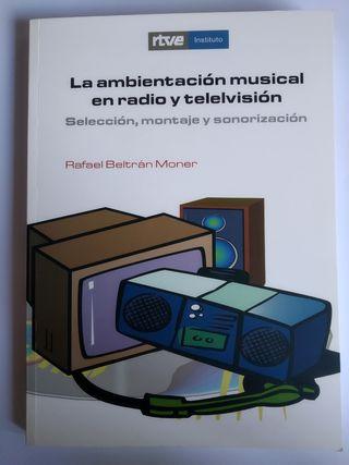 La ambientación musical en radio y televisión