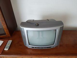 Televisión con TDT de 15 pulgadas