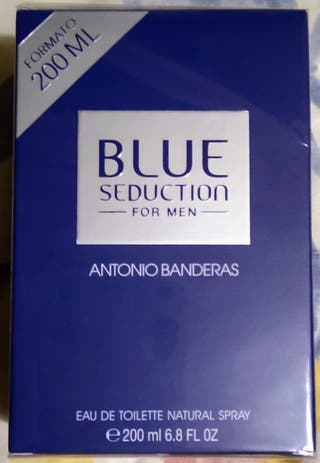 Colonia blue seduction