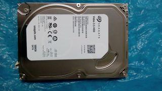 Disco duro 500 GB Sata, muy nuevo de verdad