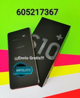 Samsung galaxy S10 plus MUY BUEN ESTADO