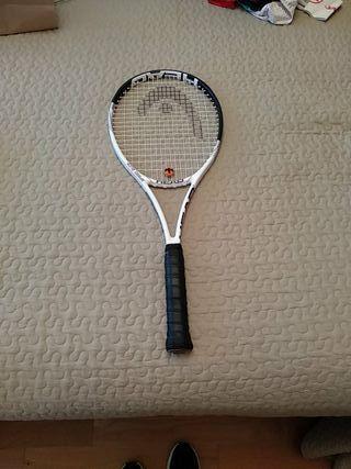 raqueta nueva head