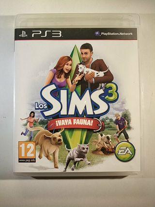 Los Sims 3 Vaya Fauna PlayStation 3 / PS3