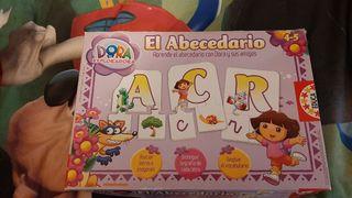 Puzzle de Dora la exploradora