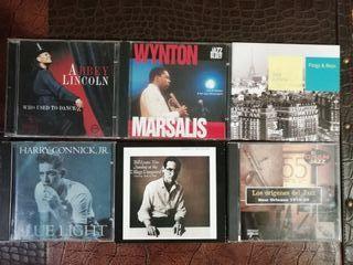 CD's jazz o en lote