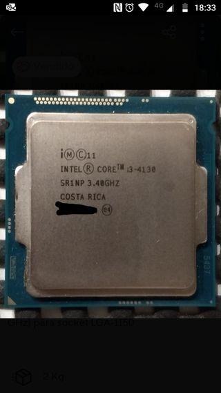 Procesador Intel Core i3-4130 LGA1150