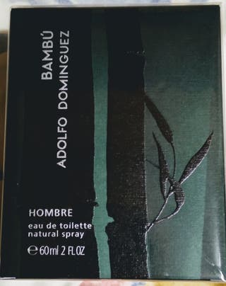 Colonia bambú Adolfo Domínguez