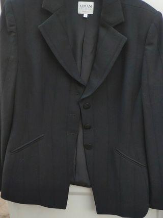 chaqueta señora clásica
