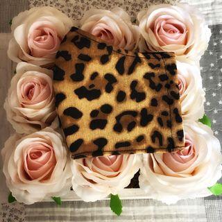 Mascarillas leopardo