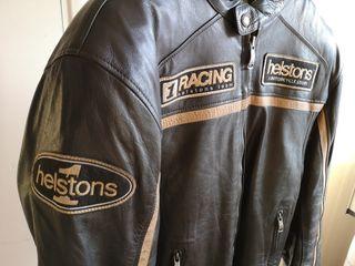 Helstons Daytona Rag Chaqueta de cuero L