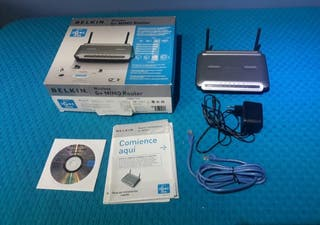 Router Wifi Belkin G+Mimo F5D9230-4