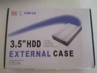 Caja para disco duro Ide 3.5
