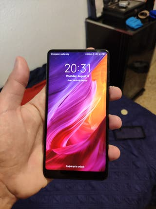 Xiaomi Mi Mix 2s 8gb/256gb (Leer descripción)