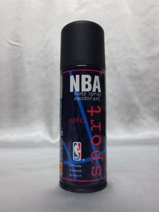 (nuevo) NBA, desodorante, 200 ml