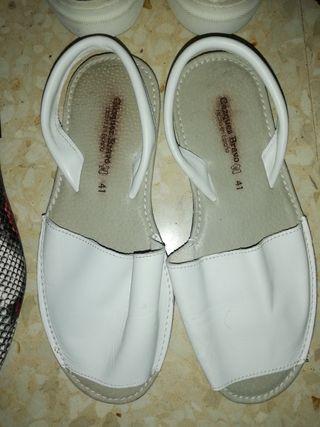 sandalia de verano talla 41 Nueva para hombre y mu
