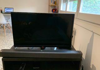 """Televisión 32"""" LG - modelo 32LN549C"""