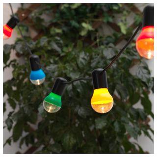 Guirnalda LED 12 bombillas IKEA (A ESTRENAR) Guir