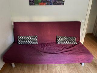 Sofá - cama (IKEA)