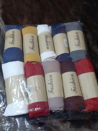 pañuelos de licra nuevas