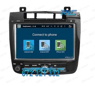 RADIO GPS DVD GPS ANDROID 7,1 8 VW TOUAREG