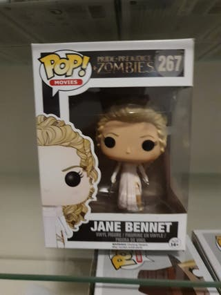Funko pop Jane Bennet