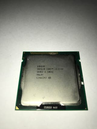 Procesador Intel Core i3-2100