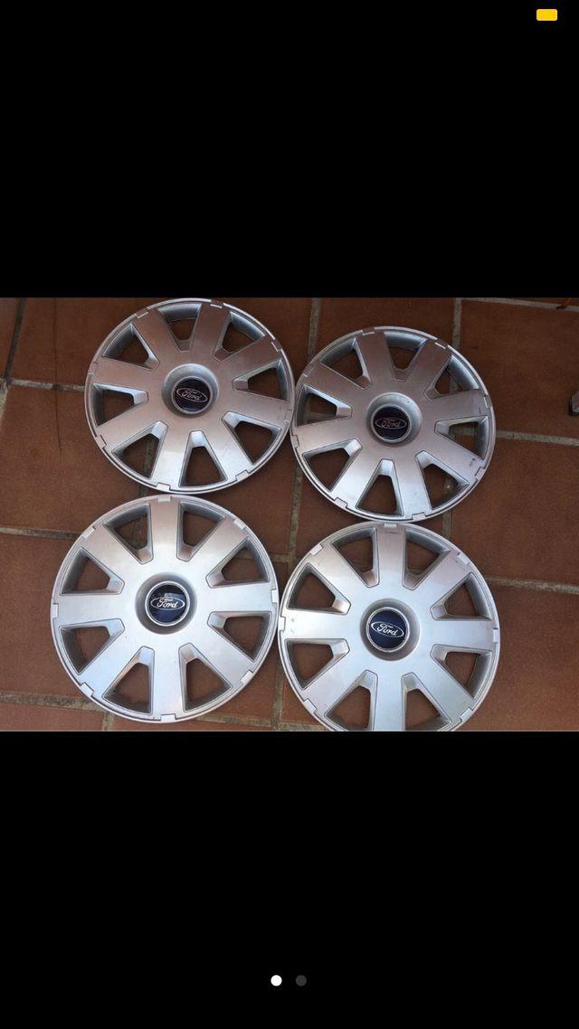 Tapacubos Ford Fusion 16'