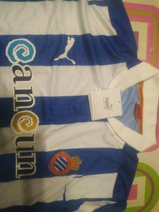 Camiseta Espanyol.