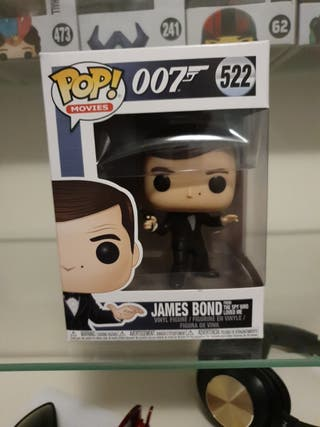 Funko pop James Bond 007 Roger Moore