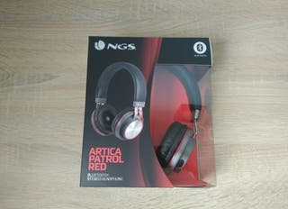 Auriculares NGS Bluetooth