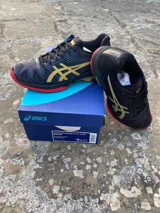 Zapatillas asics tenis/padel nuevas 39