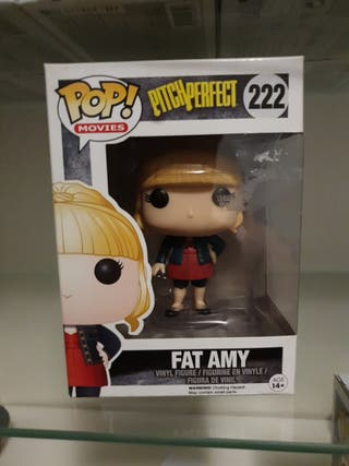 Funko pop Fat Amy