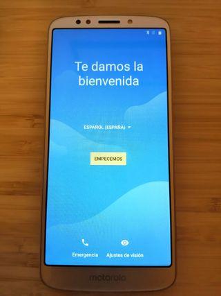 Motorola Moto E5 + funda de regalo