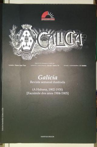 GALICIA. REVISTA SEMANAL ILUSTRADA