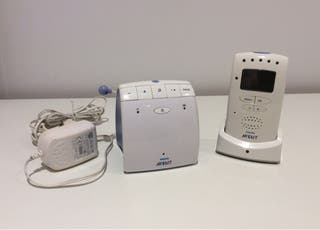 Intercomunicador vigilabebés Philips Avent SCD525