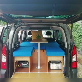 mueble furgo camper