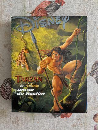 Juego de PC Tarzan Disney