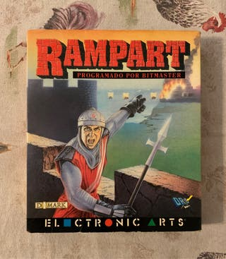 Juego de PC Rampart