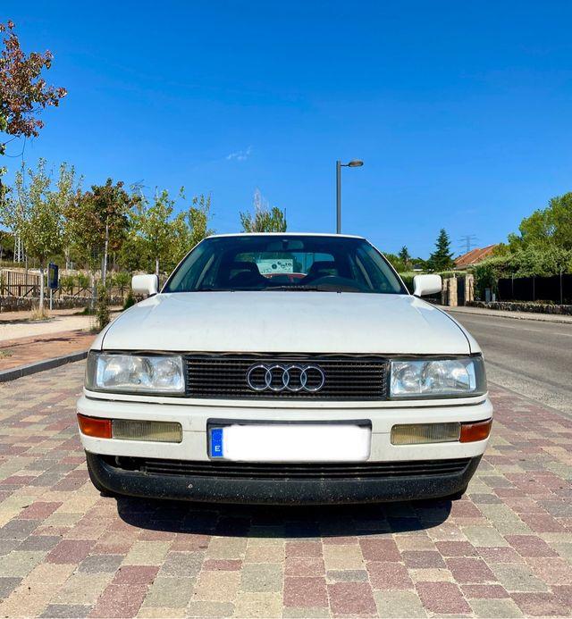 Audi 90 Coupe 1990