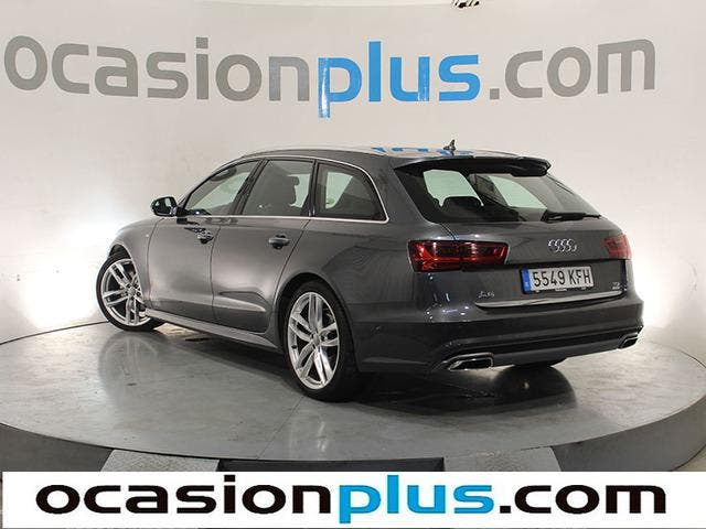 Audi A6 Avant 2.0 TDI S line edition S Tronic 140 kW (190 CV)