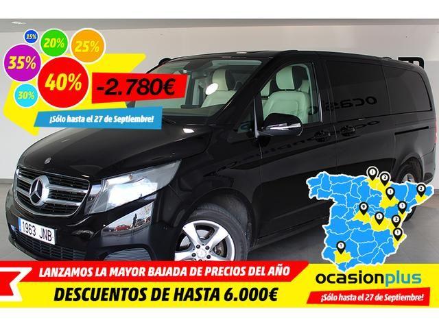 Mercedes-Benz Clase V V 220 CDI Largo 120 kW (163 CV)