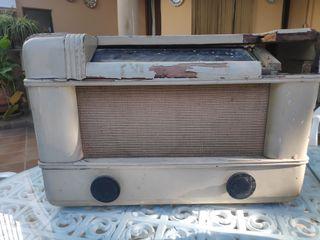 Radio antigua americana siglo pasado